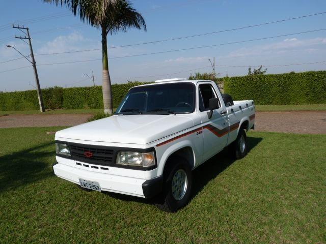 Gm - Chevrolet D-20 completa turbo de fabrica - Foto 8