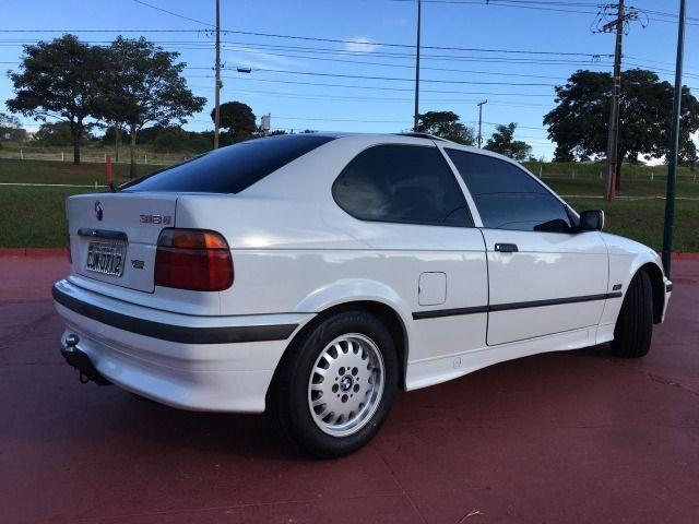 Bmw 318i 1.8 Compact 16v 1995/1995 - Foto 17