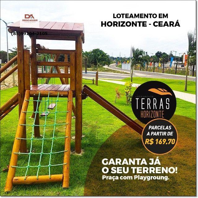 Melhor investimento Terras Horizonte Loteamento#*& - Foto 5