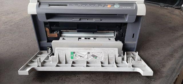 Impressora multifuncional samsung scx 4200 170,00 leia descrição do amuncio - Foto 3