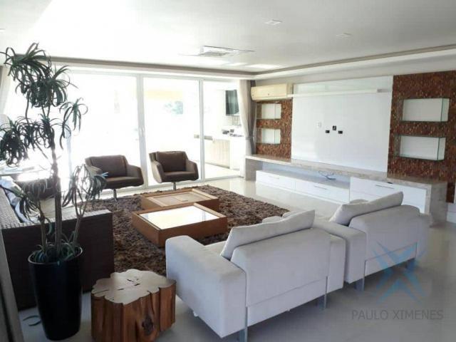 Casa à venda, 550 m² por R$ 2.497.000,00 - Precabura - Eusébio/CE - Foto 8