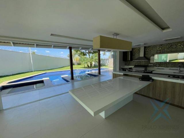 Casa à venda, 550 m² por R$ 2.497.000,00 - Precabura - Eusébio/CE - Foto 10
