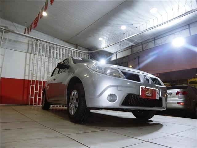 Renault Sandero 1.0 authentique 16v flex 4p manual - Foto 4