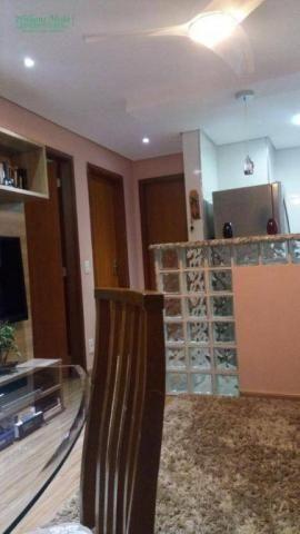 Apartamento com 2 dormitórios à venda, 50 m² por R$ 250.000 - Parque Maria Helena - Guarul - Foto 10
