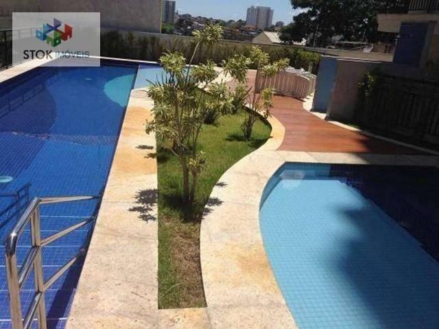 Apartamento com 3 dormitórios à venda, 83 m² por R$ 605.000 - Jardim Flor da Montanha - Gu - Foto 3