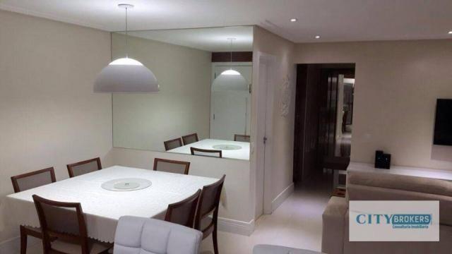Apartamento com 2 dormitórios à venda, 62 m² por R$ 350.000,00 - Ponte Grande - Guarulhos/ - Foto 13