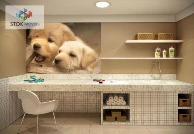 Apartamento com 3 dormitórios à venda, 67 m² por R$ 388.500 - Vila Augusta - Guarulhos/SP - Foto 13