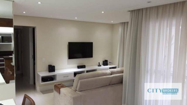 Apartamento com 2 dormitórios à venda, 62 m² por R$ 350.000,00 - Ponte Grande - Guarulhos/ - Foto 11