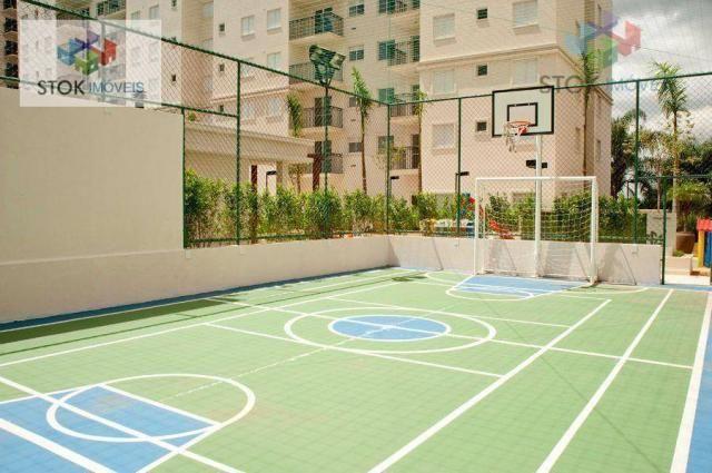 Apartamento com 3 dormitórios à venda, 67 m² por R$ 388.500 - Vila Augusta - Guarulhos/SP - Foto 4