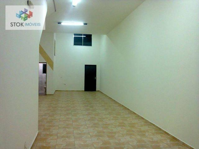 Salão para alugar, 85 m² por R$ 3.300,00/mês - Gopoúva - Guarulhos/SP - Foto 12