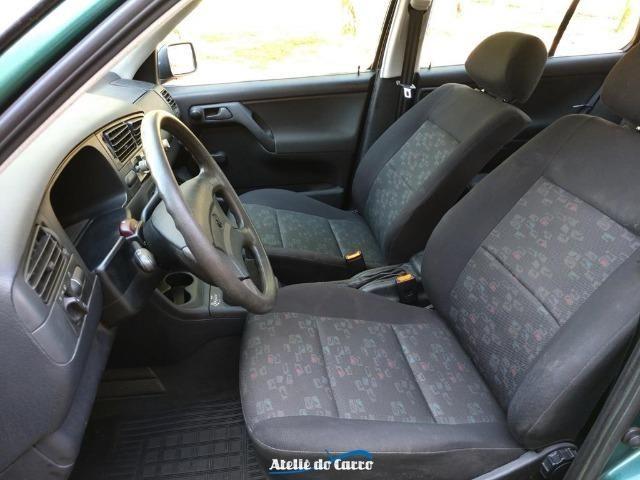 Golf GL 1.8 Mi 1997 45.000 km Originais - Único Dono - Ateliê do Carro - Foto 14