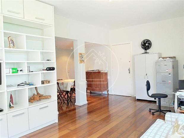 Apartamento à venda com 2 dormitórios em Lagoa, Rio de janeiro cod:835667