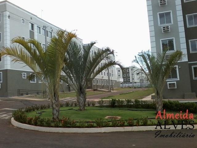 Apartamento 2 Quartos próximo UFMS - Foto 4