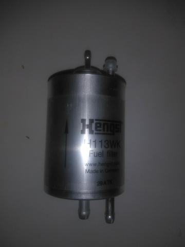 Filtro de Combustível Mercedes C180 C200 C220 C240 - H113WK - Foto 2