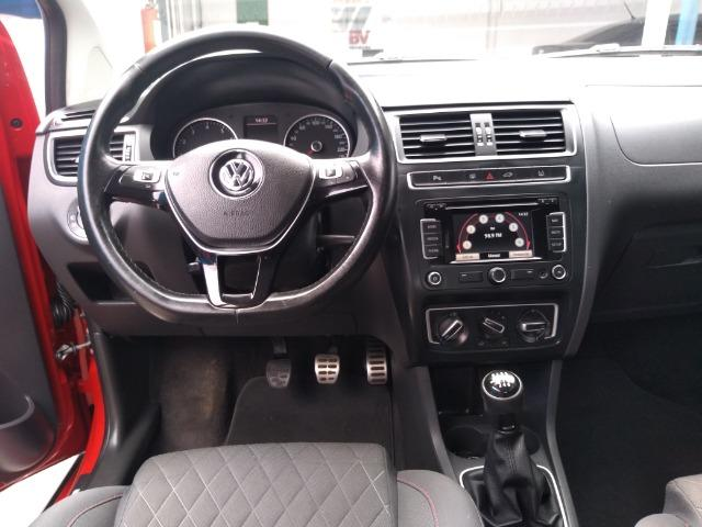 VW Novo Crossfox 1.6 Flex - Único dono - Foto 9