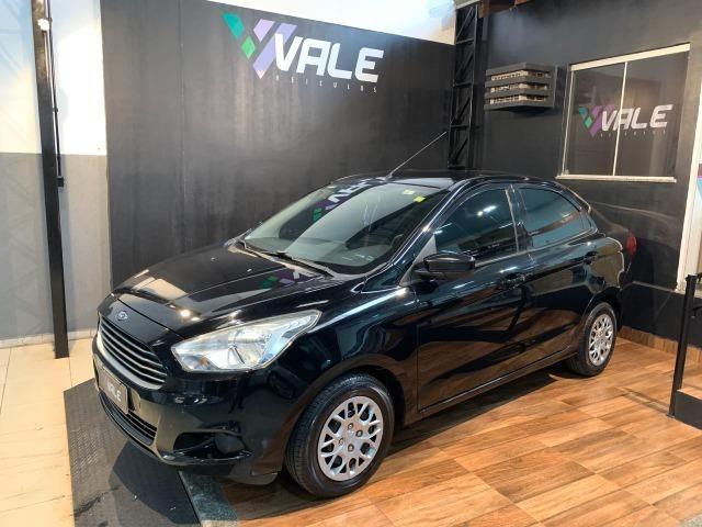 Ka Sedan SE 1.5 com Pneus Novos - Foto 2
