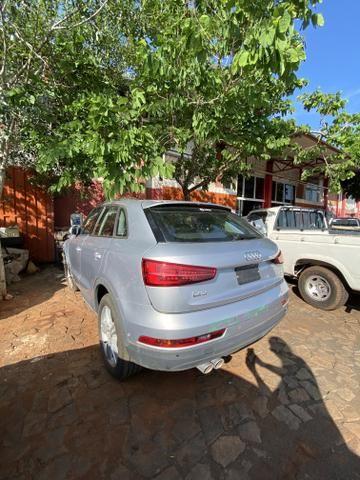 Sucata para retirada de peças- Audi Q3 - Foto 3