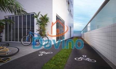 Apartamento com 2 dorms em Praia Grande - Guilhermina por 270 mil à venda - Foto 7