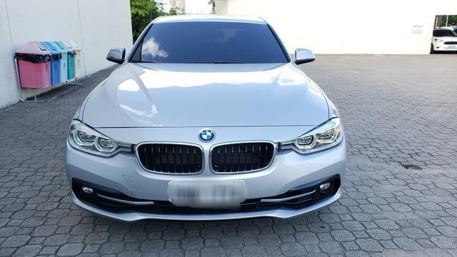 BMW 320i 2017 PRATA