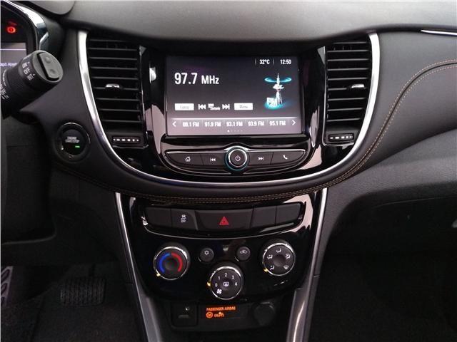 Chevrolet Tracker 1.4 16v turbo flex midnight automático - Foto 15