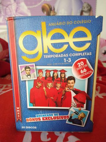 Vendo box do glee
