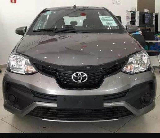 Toyota Etios Cross 2019