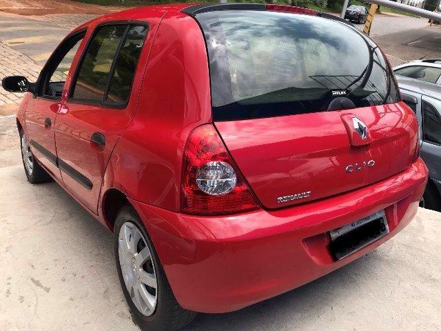 Renault Clio 1.0 Hi-flex 2012 - Foto 6