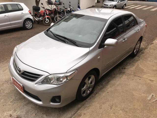 Toyota/corolla gli flex 1.8 - 2012/2013 - Foto 12
