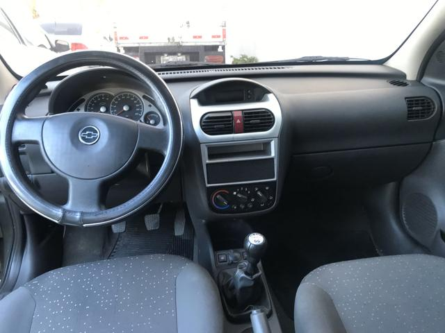 OPORTUNIDADE Corsa premium 1.4 Econoflex 2010 - Foto 8