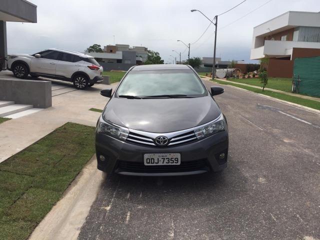 Vende-se Corolla GLI 1.8/2015