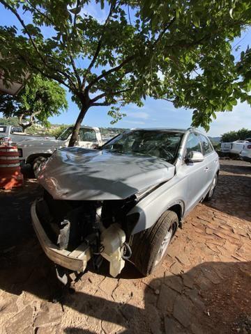 Sucata para retirada de peças- Audi Q3 - Foto 2