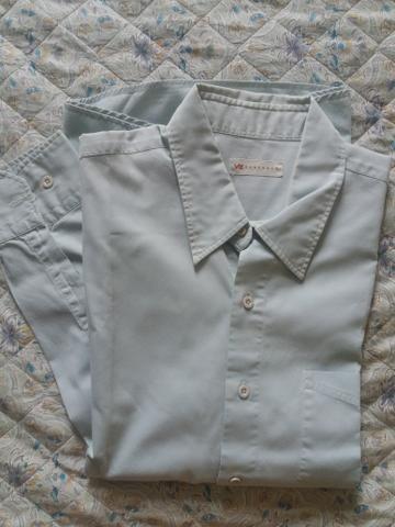 Blusas sociais manga longa - Foto 3