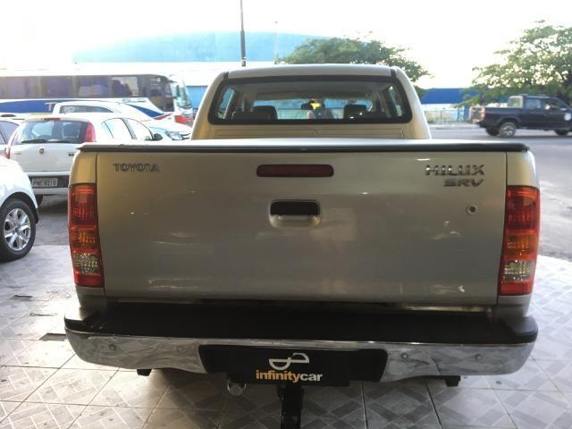 Toyota Hilux SRV 3.0 Turbo 4X4 Aut 2011 R$ 76.900,00 - Foto 2