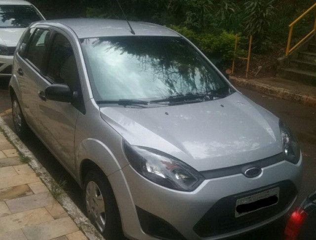 Ford Fiesta 1.0 Flex 5p Ano 2012 Modelo 2013 Ipva 2020 Pago - Foto 7