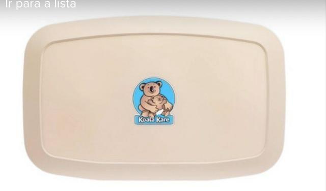 Trocador coala de parede - Foto 2