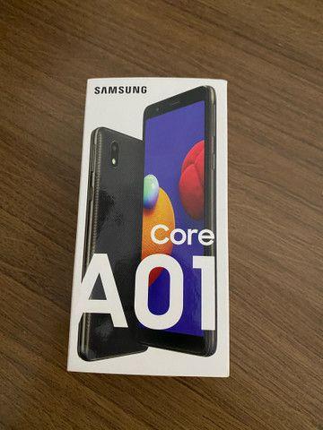 Samsung A1 novo lacrado