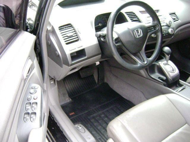 Honda Civic LXS 1.8 16V (Aut) (Flex) 2007/2008 - Foto 3