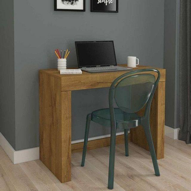 Mesa de computador Cleo | Produto Novo| modelo simples - Foto 3