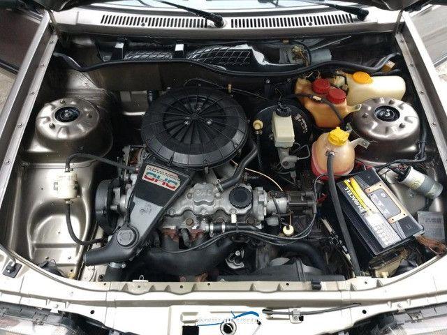 Monza SL 1990 1.8 Marrom Alabama - Rara originalidade e integridade. Vale a pena ver! - Foto 17