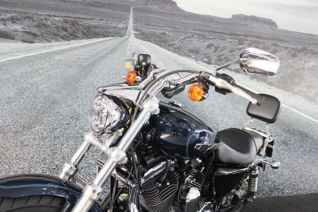 Harley davidson xl 1200 custom 2014/2014 - Foto 7