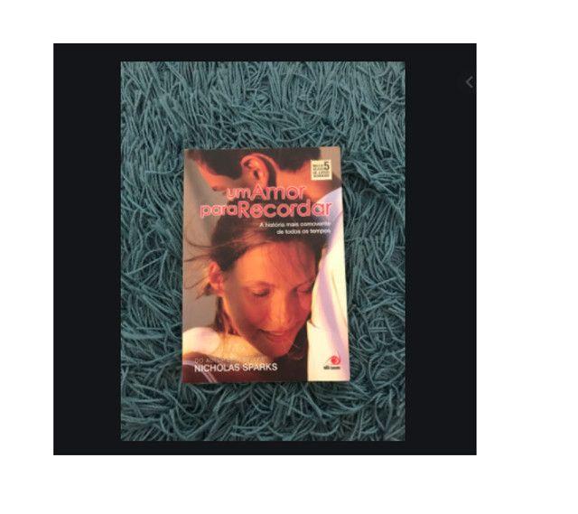 Box com 3 livros Nicholas Sparks - Foto 3