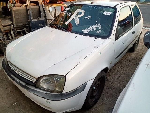 Ford Fiesta street 1.0 zetec 2001 2002 - Peças