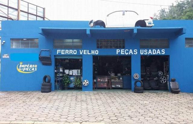 Chicote Parachoque Traseiro Freelander 1 05 #12858 - Foto 5