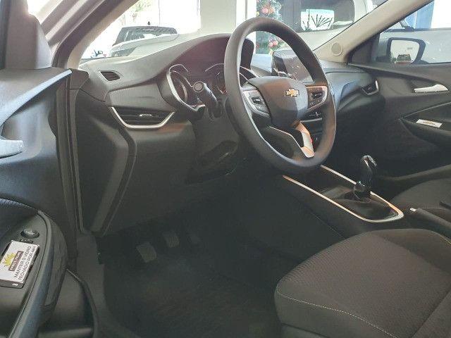 Chevrolet 1.0 Turbo LT Hatch Automatico - 2021/21 - Foto 10