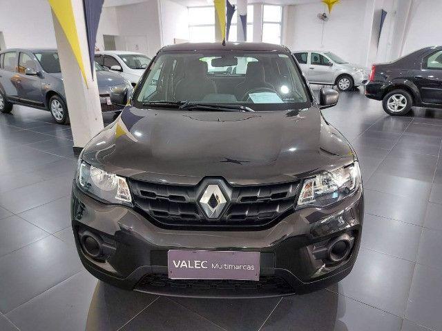 Renault Kwid Zen 2018 preto