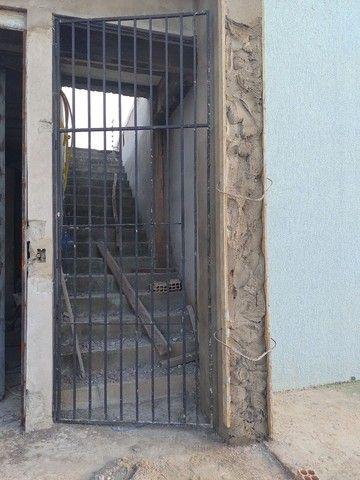 Portão de ferro, 1.10x3.00 novo