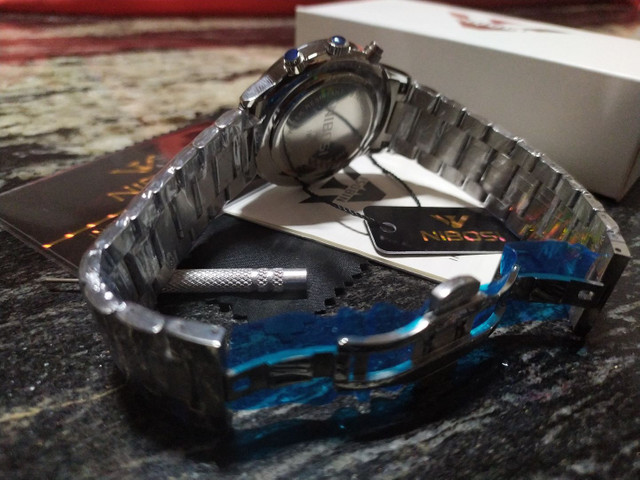 Relógio Masculino Nibosi - Foto 3