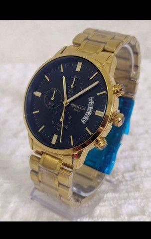 Relógio nibosi (promoção, garantia de 3 meses.) - Foto 3