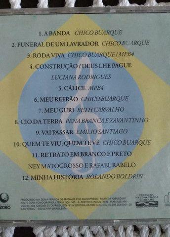 Cd Chico Buarque Compositores - Foto 3