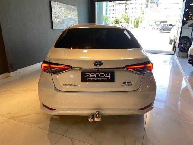 Toyota Corolla Altis 1.8 Hybrid 2020,Configuração Linda,Impecável  - Foto 20